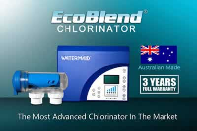 The most advanced chlorinator