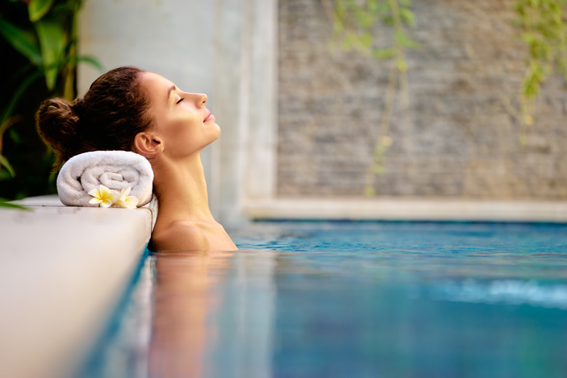 Benefits of Magnesium or mineral pool