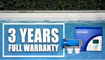Pool chlorinator warranty tips
