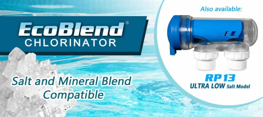 Watermaid EcoBlend Chlorinators